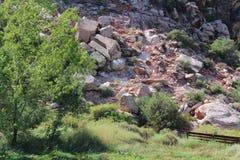 RedRock. Nature scenic views royalty free stock photo