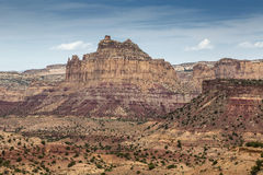 Reds Canyon in the San Rafael Swell Stock Photos