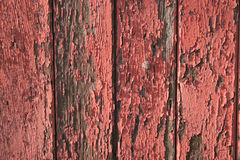 Redtexture0. Cracked red paint stock photo