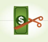Redução de preços Foto de Stock