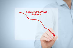 Reducción administrativa de la carga imágenes de archivo libres de regalías