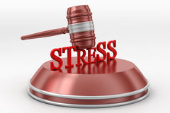 Reduce Stress In Your Life  Royalty Free Stock Image