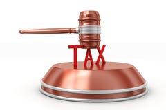 Reduce Taxes Royalty Free Stock Photo