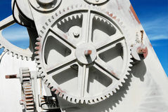 Reduction Gear Royalty Free Stock Photo