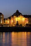 Reduta en Bratislava, Eslovaquia Fotografía de archivo