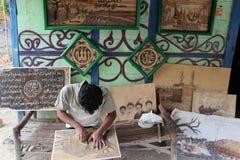 REDUZCA LA BASURA EN INDONESIA Fotografía de archivo