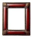 redwood изображения античной рамки клиппирования богато украшенный стоковое изображение rf