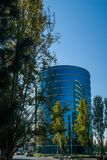 The Oracle Headquarters located in Redwood City Stock Image