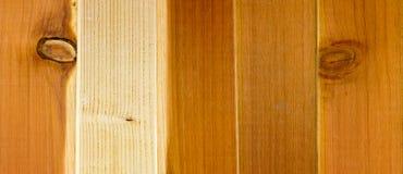 Redwood floor background Stock Photos