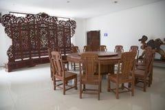 Redwood  furniture store Stock Photo