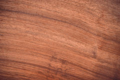 Redwood natural veneer in raw condition Stock Image