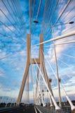 Redzin Brücke Stockbild