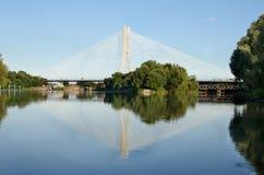 redzinski ανοίγματος γεφυρών Στοκ Εικόνα