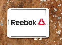 Reebok logo royaltyfri foto