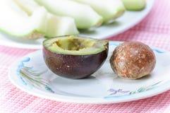 Reed avocado Royalty Free Stock Photography
