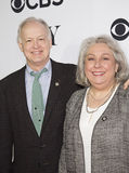 Reed Birney and Jayne Houdyshell Stock Photo