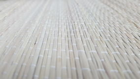 Reed carpet. The carpet made from reed Royalty Free Stock Image