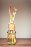 Reed diffuser Stock Image