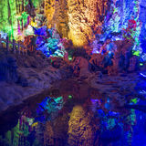 Reed Flute Cave image stock