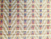 Reed mat Stock Photos