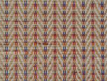 Reed mat texture, handicraft of Thai Royalty Free Stock Image