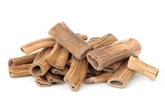 Reed Root Royalty Free Stock Photo