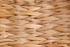 Reed wicker background Stock Photography