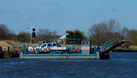 Reedhamveerboot Stock Foto's