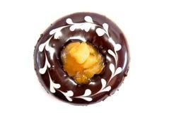 Reeks 01 van de doughnut Royalty-vrije Stock Afbeeldingen