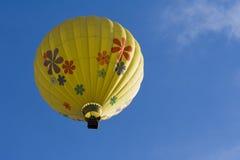 Reeks 20 van de Ballon van de hete Lucht Royalty-vrije Stock Afbeelding