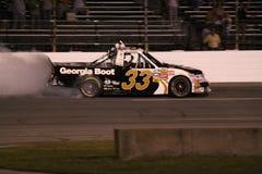 Reeks 33 van de Vrachtwagen van Hornaday NASCAR van Ron Viering Stock Afbeelding