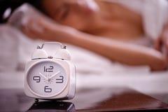 Reeks 4 van de slaap stock afbeeldingen