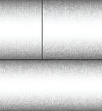 Reeks Abstracte Gray Technology-cirkelachtergronden, inzameling van bedrijfstechnologie stock illustratie