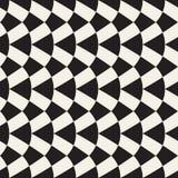 REEKS 25 Geomeric-Driehoekspatroon 02 I stock illustratie