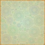 Reeks kleurens sneeuwvlokken Het ontwerp van Kerstmis Royalty-vrije Stock Foto