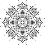 Reeks naadloze indigopatronen in blauw voor vloertegels, sierinzameling voor verglaasde ceramisch Uitstekende illustratie vector illustratie