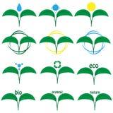 Reeks pictogrammen vector illustratie