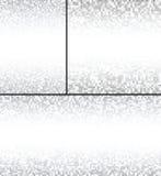 Reeks van Abstract Gray Technology Pixel Backgrounds, het grijze patroon van het bedrijfstechnologiepixel Royalty-vrije Illustratie