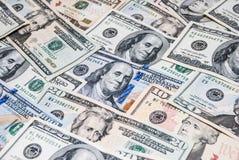 Reeks van Amerikaanse dollar stock foto's