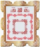 Reeks van installatieelement voor ontwerp Royalty-vrije Stock Afbeeldingen