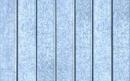 Reeks van Licht Grey Metal Plates Royalty-vrije Stock Afbeeldingen