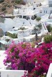 Reeks van Santorini Griekenland Stock Fotografie