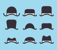 Uitstekende hoed Royalty-vrije Stock Afbeelding
