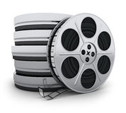 Reel film Royalty Free Stock Photography