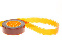 Reel and film Stock Images