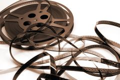 A Reel Mess I Stock Photos