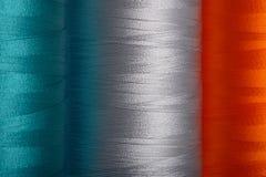 Reel of thread Stock Image