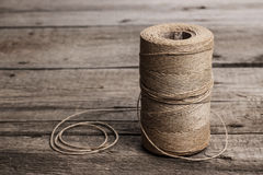 Reel of thread Stock Photos