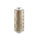 Reel of thread, on wite background Royalty Free Stock Photo