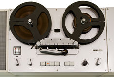 Reel to Reel Royalty Free Stock Photography